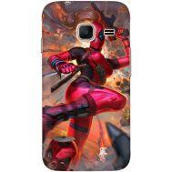 Силиконовый чехол BoxFace Samsung J105 Galaxy J1 Mini Duos Woman Deadpool (24712-up2453)