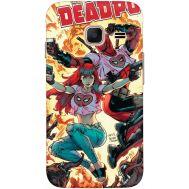 Силиконовый чехол BoxFace Samsung J105 Galaxy J1 Mini Duos Deadpool and Mary Jane (24712-up2454)