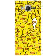 Силиконовый чехол BoxFace Samsung J2 Prime Yellow Ducklings (27302-up2428)