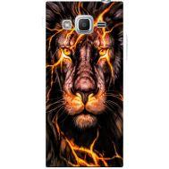 Силиконовый чехол BoxFace Samsung J2 Prime Fire Lion (27302-up2437)
