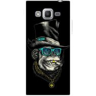 Силиконовый чехол BoxFace Samsung J2 Prime Rich Monkey (27302-up2438)