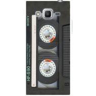 Силиконовый чехол BoxFace Samsung J2 Prime Старая касета (27302-up2445)