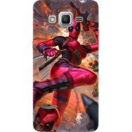Силиконовый чехол BoxFace Samsung J2 Prime Woman Deadpool (27302-up2453)