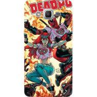 Силиконовый чехол BoxFace Samsung J2 Prime Deadpool and Mary Jane (27302-up2454)