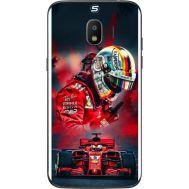 Силиконовый чехол BoxFace Samsung J250 Galaxy J2 (2018) Racing Car (32874-up2436)