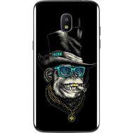 Силиконовый чехол BoxFace Samsung J250 Galaxy J2 (2018) Rich Monkey (32874-up2438)