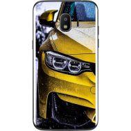 Силиконовый чехол BoxFace Samsung J250 Galaxy J2 (2018) Bmw M3 on Road (32874-up2439)