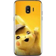 Силиконовый чехол BoxFace Samsung J250 Galaxy J2 (2018) Pikachu (32874-up2440)