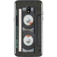 Силиконовый чехол BoxFace Samsung J250 Galaxy J2 (2018) Старая касета (32874-up2445)