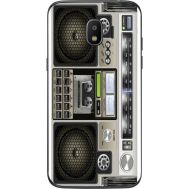 Силиконовый чехол BoxFace Samsung J250 Galaxy J2 (2018) Old Boombox (32874-up2446)