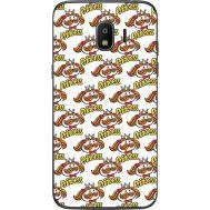 Силиконовый чехол BoxFace Samsung J250 Galaxy J2 (2018) Pringles Princess (32874-up2450)