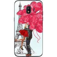 Силиконовый чехол BoxFace Samsung J250 Galaxy J2 (2018) Love in Paris (32874-up2460)