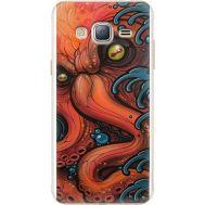 Силиконовый чехол BoxFace Samsung J320 Galaxy J3 Octopus (24962-up2429)