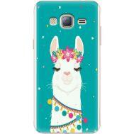 Силиконовый чехол BoxFace Samsung J320 Galaxy J3 Cold Llama (24962-up2435)