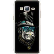 Силиконовый чехол BoxFace Samsung J320 Galaxy J3 Rich Monkey (24962-up2438)