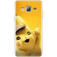 Силиконовый чехол BoxFace Samsung J320 Galaxy J3 Pikachu (24962-up2440)