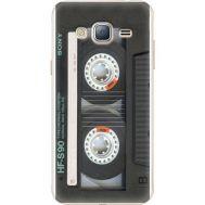 Силиконовый чехол BoxFace Samsung J320 Galaxy J3 Старая касета (24962-up2445)