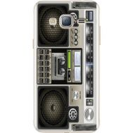 Силиконовый чехол BoxFace Samsung J320 Galaxy J3 Old Boombox (24962-up2446)