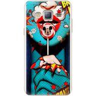 Силиконовый чехол BoxFace Samsung J320 Galaxy J3 Girl Pop Art (24962-up2444)