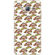 Силиконовый чехол BoxFace Samsung J320 Galaxy J3 Pringles Princess (24962-up2450)