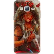 Силиконовый чехол BoxFace Samsung J320 Galaxy J3 Принцесса Мононоке (24962-up2451)