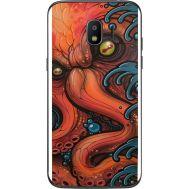 Силиконовый чехол BoxFace Samsung J250 Galaxy J2 (2018) Octopus (32874-up2429)