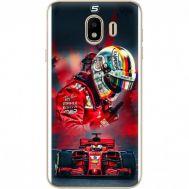 Силиконовый чехол BoxFace Samsung J400 Galaxy J4 2018 Racing Car (33860-up2436)