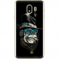 Силиконовый чехол BoxFace Samsung J400 Galaxy J4 2018 Rich Monkey (33860-up2438)