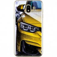 Силиконовый чехол BoxFace Samsung J400 Galaxy J4 2018 Bmw M3 on Road (33860-up2439)