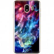 Силиконовый чехол BoxFace Samsung J400 Galaxy J4 2018 Northern Lights (33860-up2441)