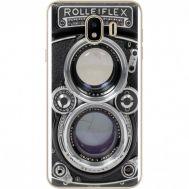 Силиконовый чехол BoxFace Samsung J400 Galaxy J4 2018 Rolleiflex (33860-up2447)