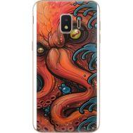 Силиконовый чехол BoxFace Samsung J260 Galaxy J2 Core Octopus (35249-up2429)