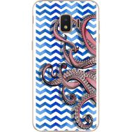 Силиконовый чехол BoxFace Samsung J260 Galaxy J2 Core Sea Tentacles (35249-up2430)