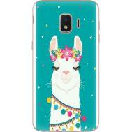 Силиконовый чехол BoxFace Samsung J260 Galaxy J2 Core Cold Llama (35249-up2435)