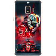 Силиконовый чехол BoxFace Samsung J260 Galaxy J2 Core Racing Car (35249-up2436)
