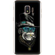 Силиконовый чехол BoxFace Samsung J260 Galaxy J2 Core Rich Monkey (35249-up2438)
