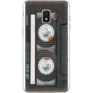 Силиконовый чехол BoxFace Samsung J260 Galaxy J2 Core Старая касета (35249-up2445)