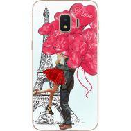 Силиконовый чехол BoxFace Samsung J260 Galaxy J2 Core Love in Paris (35249-up2460)