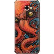 Силиконовый чехол BoxFace Samsung J415 Galaxy J4 Plus 2018 Octopus (35411-up2429)