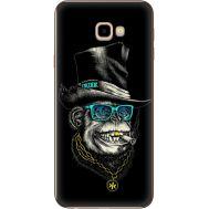 Силиконовый чехол BoxFace Samsung J415 Galaxy J4 Plus 2018 Rich Monkey (35411-up2438)