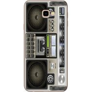 Силиконовый чехол BoxFace Samsung J415 Galaxy J4 Plus 2018 Old Boombox (35411-up2446)