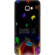 Силиконовый чехол BoxFace Samsung J415 Galaxy J4 Plus 2018 Among Us (35411-up2456)