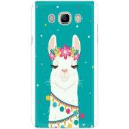 Силиконовый чехол BoxFace Samsung J510 Galaxy J5 2016 Cold Llama (25137-up2435)