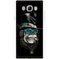 Силиконовый чехол BoxFace Samsung J510 Galaxy J5 2016 Rich Monkey (25137-up2438)
