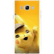 Силиконовый чехол BoxFace Samsung J510 Galaxy J5 2016 Pikachu (25137-up2440)