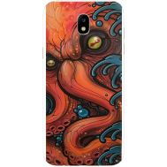 Силиконовый чехол BoxFace Samsung J530 Galaxy J5 2017 Octopus (30575-up2429)