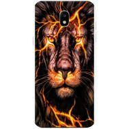 Силиконовый чехол BoxFace Samsung J530 Galaxy J5 2017 Fire Lion (30575-up2437)