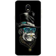 Силиконовый чехол BoxFace Samsung J530 Galaxy J5 2017 Rich Monkey (30575-up2438)