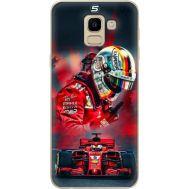 Силиконовый чехол BoxFace Samsung J600 Galaxy J6 2018 Racing Car (33861-up2436)