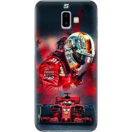 Силиконовый чехол BoxFace Samsung J610 Galaxy J6 Plus 2018 Racing Car (35408-up2436)